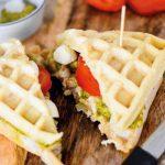 Wafel sandwich