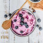 Caloriearme fruit mousse met 2 ingrediënten