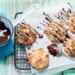 Chocolade kokosmakronen