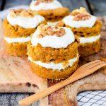 Carrot Cake Rondjes