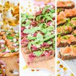 3 verantwoorde stokbroodjes voor een feestje